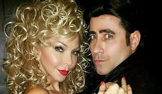 Sandy & Danny - 1950's Grease Theme Party