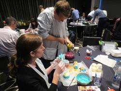 Cupcake Wars Culinary Challenge DIALM