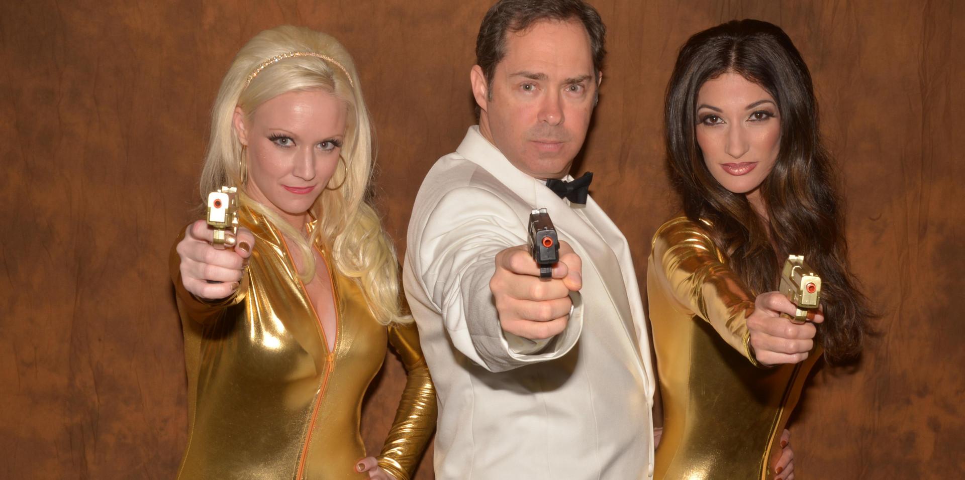 James Bond Murder Mystery Bond and Bond