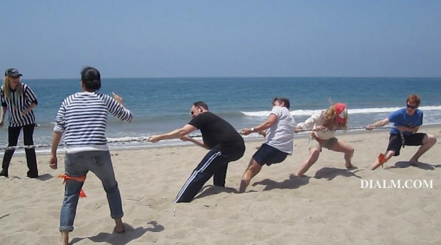 Team Building - Beach Games & Picnic