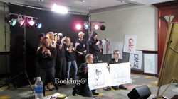 Music Video Team Building Event DialM.com December 2012