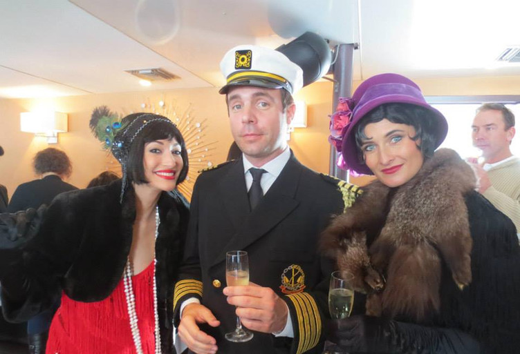 Cat's Meow 1920s Murder Mystery Mistres