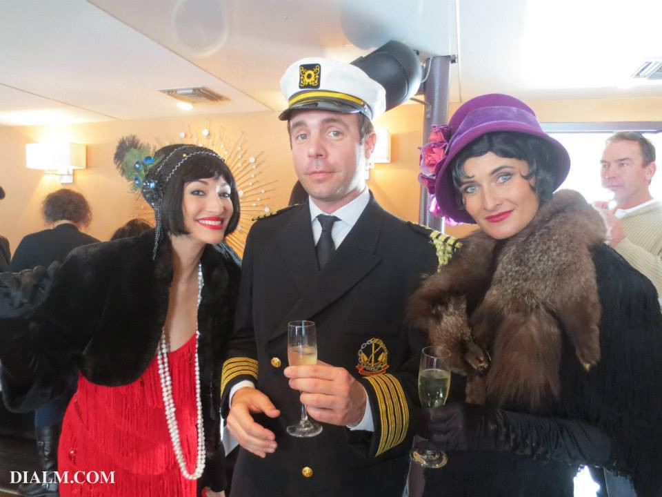 Cat's Meow 1920's Murder Mystery Mistres