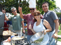 Cooking Team Building Event