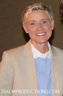 Ellen Degeneres Lookalike DialM