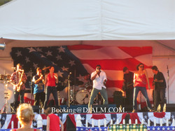 Groove Band 4th of July 2014