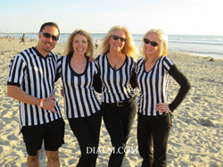 Beach picnic games TEAM BUILDING event San Diego. Beautiful day for games. #DIALM