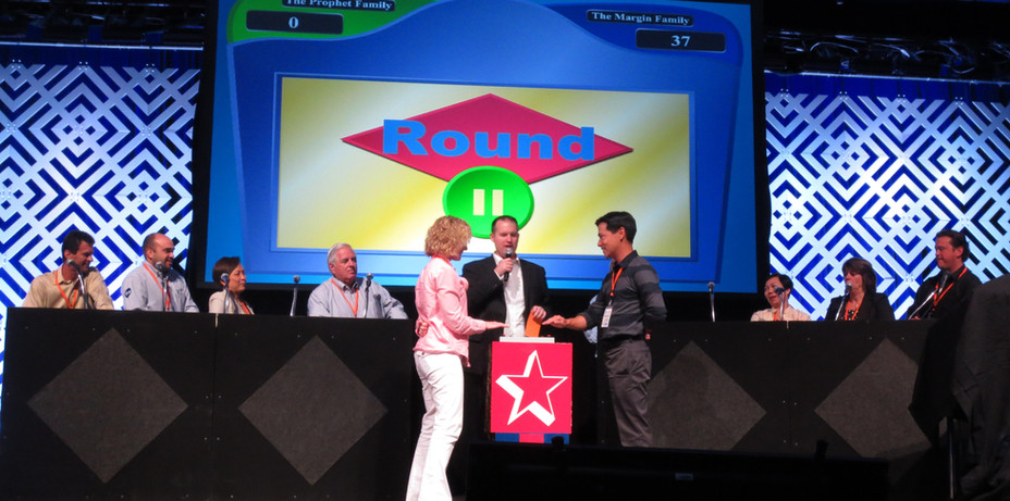 Family Feud Team Building Activity