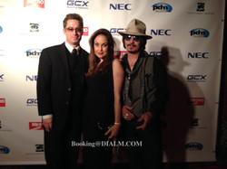 Angelina Jolie Brad Pitt Johnny Depp