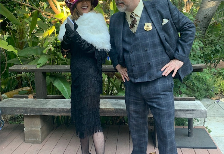 1920s Dial M Hollywood Murder Mystery Lo