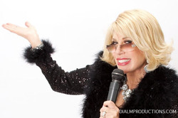 Joan Rivers Lookalike Impersonator DialM