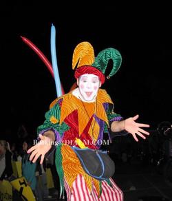 Jester Costume DialM