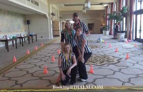 Picnic Games Coaches Lake Las Vegas Dial