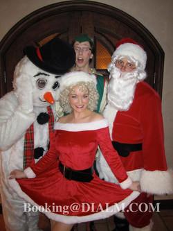 Christmas Murder Mystery by dialm.com #murdermystery #DIALM #Losangeles