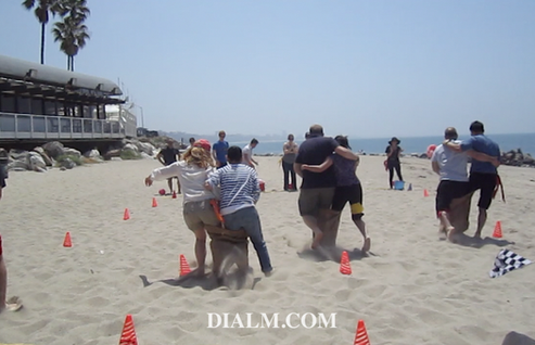 Picnic Games Beach Games Teambuilding #D