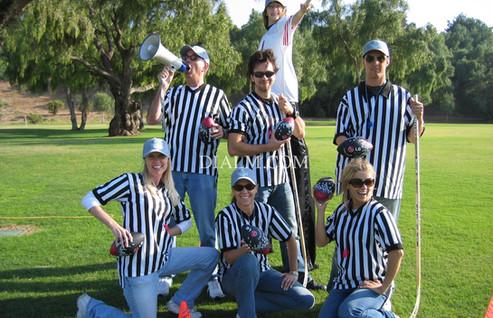 Picnic Games Coaches by dialm.com team b