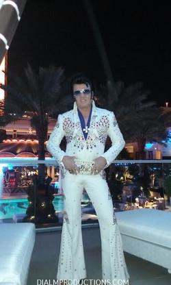 Elvis Lookalike Tribute Artist
