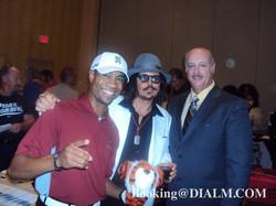 Johnny Depp Tiger Woods Dr Phil