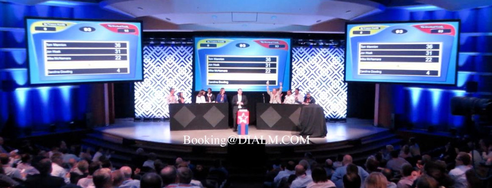 Family Feud Game Show Team Building
