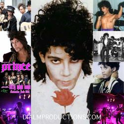 Prince Lookalike Tribute Artist DialM