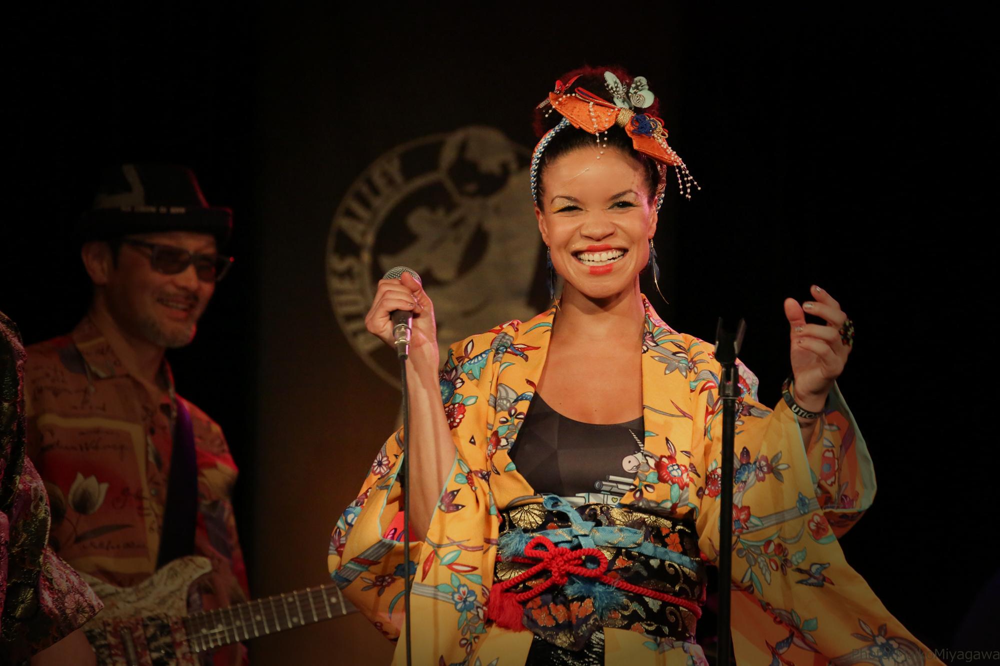 Geaisha Show in Tokyo