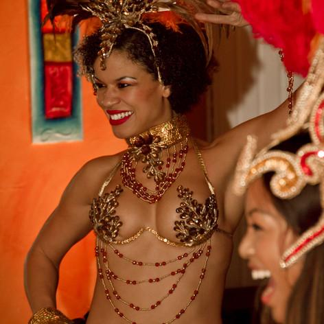 Les Danseuses d'Or Samba
