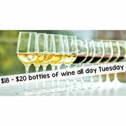 Wine down Tuesday