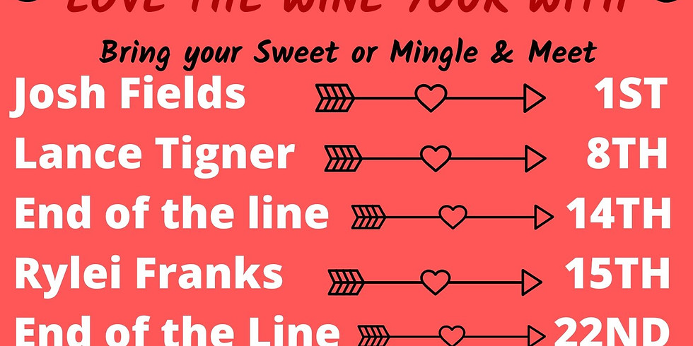 February's Live Music at the Wenatchee Tasting Room