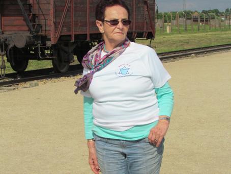 רחל חנן, אשת עדות - קהילת כרמל זבולון 2015