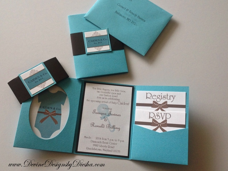 Tiffany+bule+baby+shower+invites