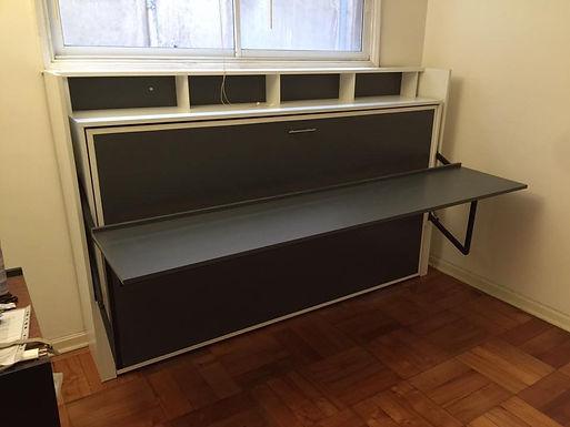 Cama escritorio 1.5 plazas