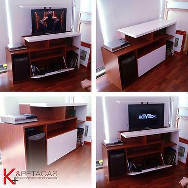 TV lift modelo Spab