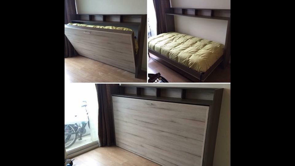 cama-plegable-abatible-con-colchón