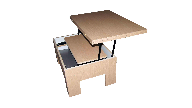 Mesa de centro plegable