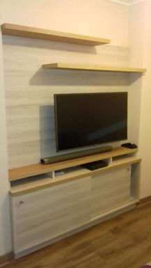 Mueble De TV en nicho
