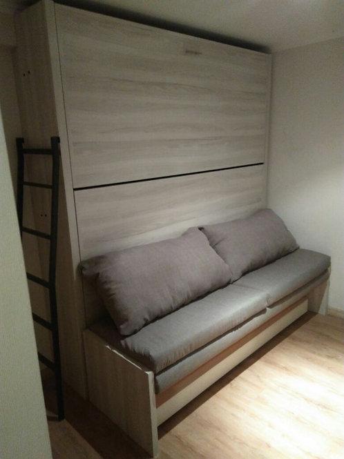 Camarote / Litera sillon y cama nido