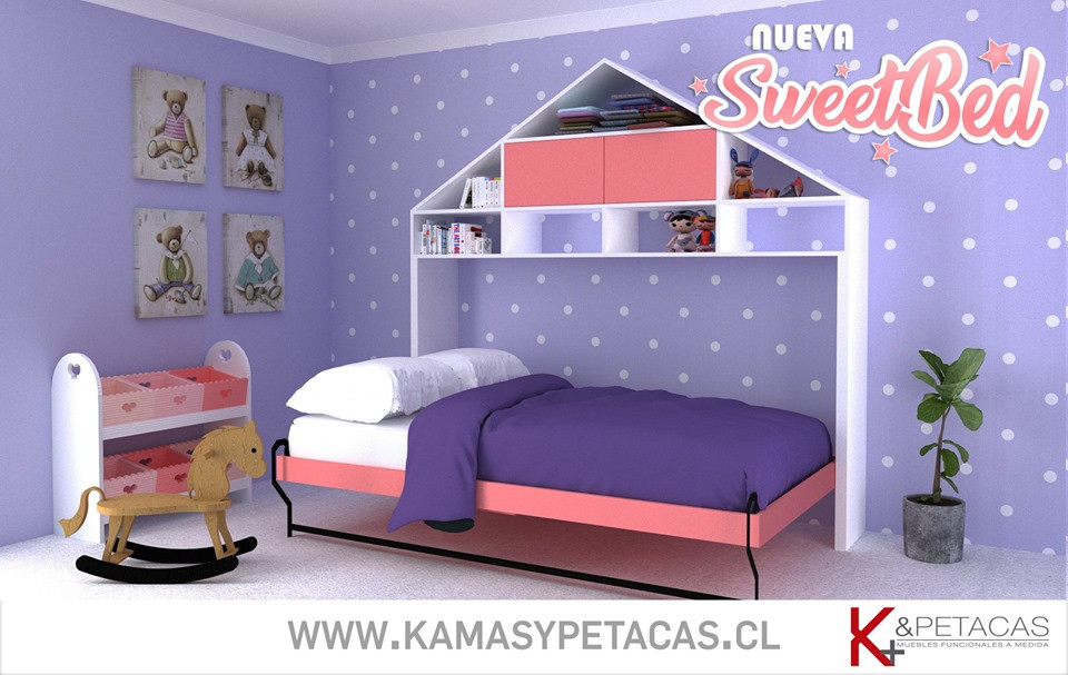 cama-plegable-infantil-abierta