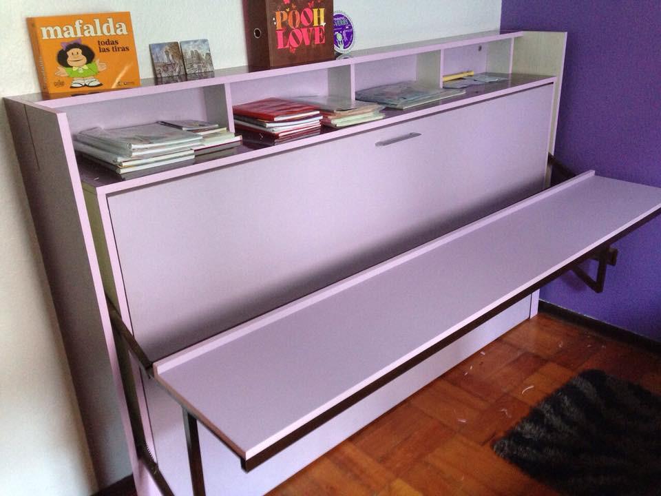 cama-plegable-abatible-escritorio-dinámico