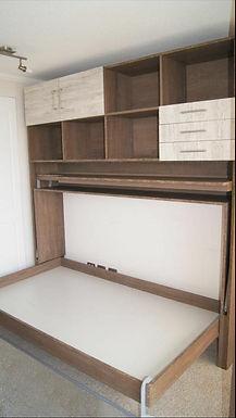 Cama Escritorio Dinamico Mueble Superior