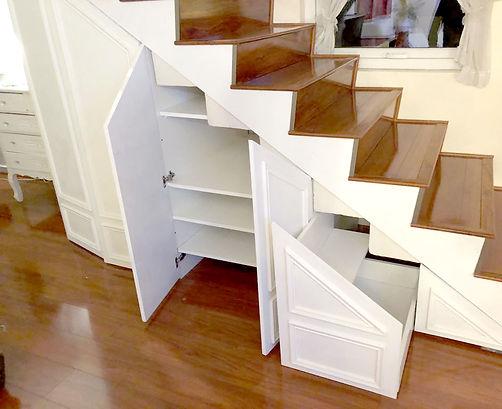 muebles-a-medida-en-escalera