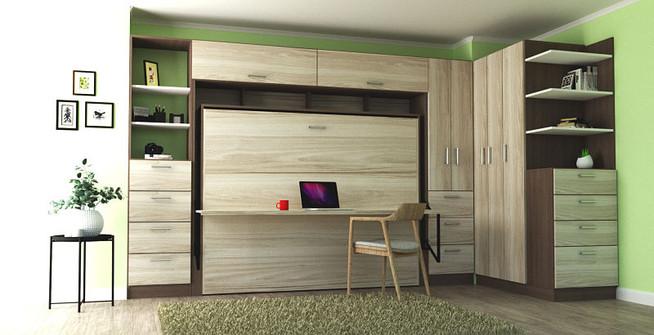 cama-plegable-escritorio-dinámico-con-mu