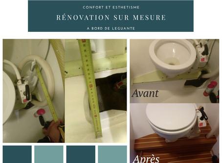 Rénovation sur mesure