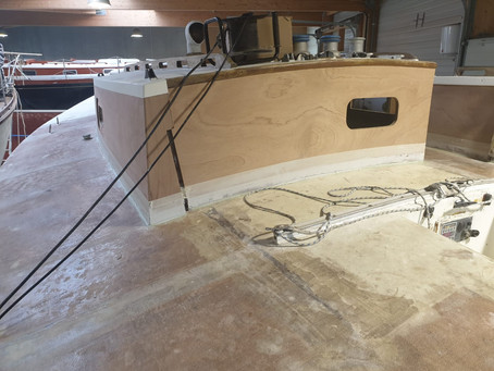 Rénovation bateaux en bois