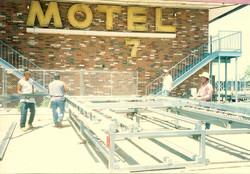 Construction Site - Motel
