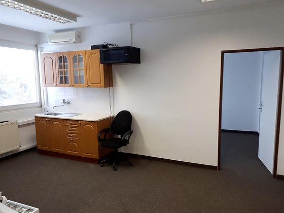 Prenajmeme kancelárie v BA II. na Rožňavskej
