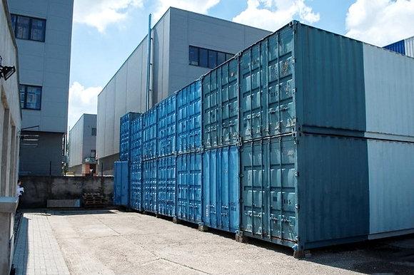 Prenajmeme skladové kontajnery v Bratislave
