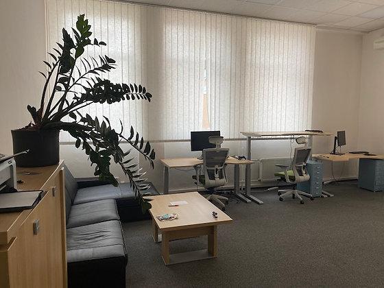 Prenajmeme kanceláriu v Bratislave II. Ružinov