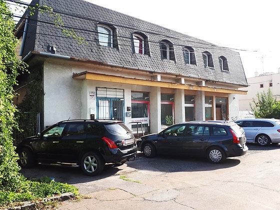Prenajmeme obchodný priestor aj na výrobu v Bratislave II.