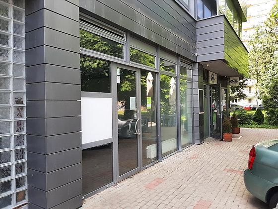 Prenajmeme obchodný priestor v Bratislave II. Ružinov