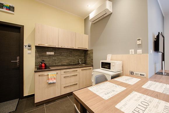 Prenajmeme zariadený apartmán v Bratislave V. Petržalke